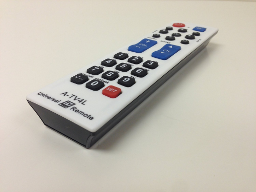 Gmatrix Big Button Series Universal Remote Control'