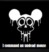 UNDEAD Mouse Logo