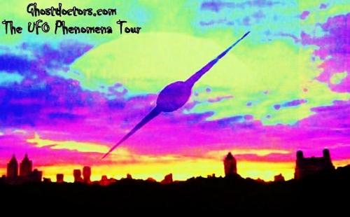 Ghost Doctors UFO Phenomena Tour NYC'