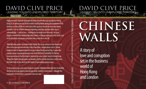 Chinese Walls (Leading You Into Unexplored Territory Book 1)'