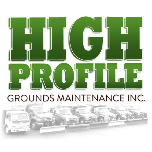 Company Logo For High Profile Grounds Maintenance'