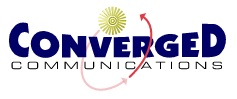 Company Logo For Converged Communications'