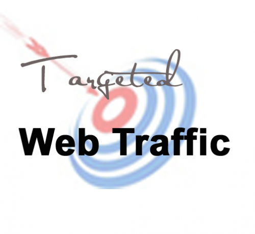 Company Logo For TargetedWeb Traffic'