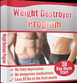 Weight Destroyer Program'