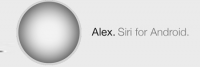 Alex (Siri for Android) Logo