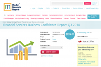 Financial Services Business Confidence Report Q3 2014