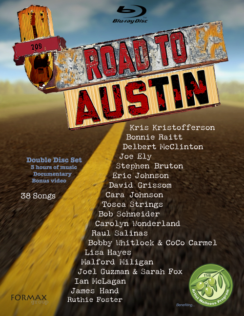 Road To Austin Release'