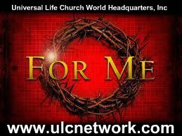 Universal Life Church Jesus Christ'