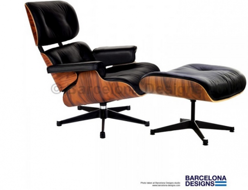 Eames Soft Pad Office Chair'