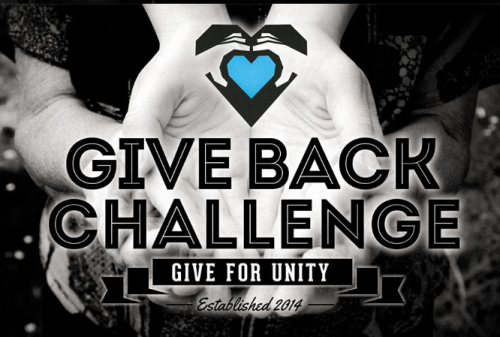 Company Logo For Give Back Challenge'