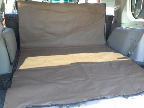 Easy-go Cargo Blanket'