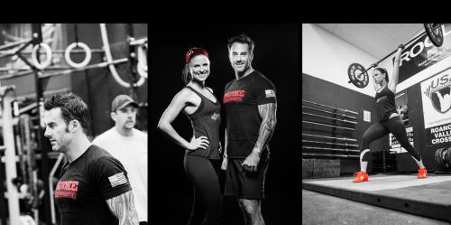 Roanoke Valley CrossFit 1'