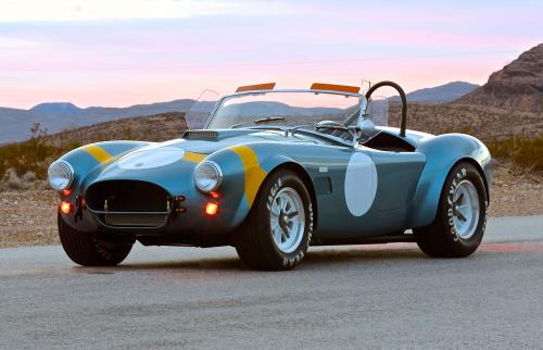Champion to Display 50th Anniversary Shelby FIA 289 Cobra at'