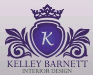 Kelley Barnett Interior Design, LLC Logo