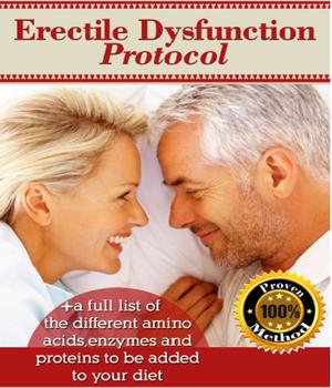 Erectile Dysfunction Protocol'