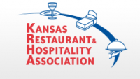 Kansas Restaurant and Hospitality Association Logo
