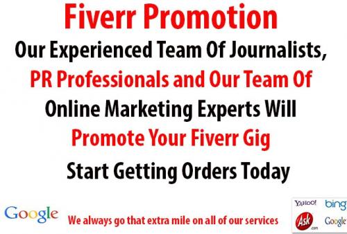 Fiverr Marketing'