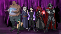 Bloodline: The Animated Series