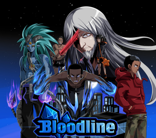 Bloodline: The Animated Series'