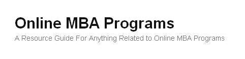 eOnline MBA Programs'