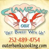 Company Logo For Outer Banks Clam Bakes'