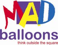 MAD Balloons Logo