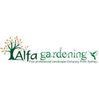 Alfa Gardening Logo