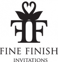 Fine Finish Invitations Logo