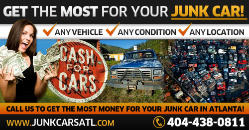 Junk Cars Atlanta'