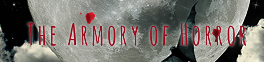 The Armory of Horror Logo
