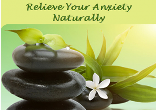 Relieve Your Anxiety Naturally'
