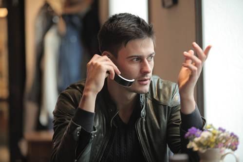 Smartphone Handset klatz'