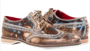 Dip Dyed Oxfords Paolo Shoes'