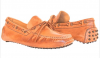 PAOLO Dip Dyed Driving Shoes'