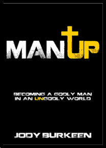 Man Up Book'