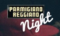 Parmigiano Reggiano Night Logo