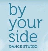 By Your Side Dance Studio Logo