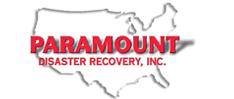 Logo for Paramount Disaster Recovery Inc.'
