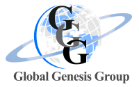 Global Genesis Group LLC. Logo