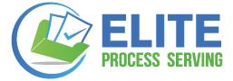 Company Logo For Elite Process Serving'