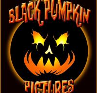 Black Pumpkin Pictures Logo