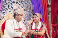 south asian wedding videographer in toronto