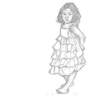 The Quiet Girl by Author Dolcie Truman Jaxon'