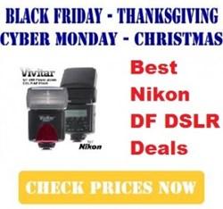 Nikon Df DSLR'