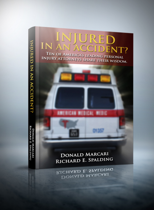"Rutherford Publishing House Introduces ""Injured in'"