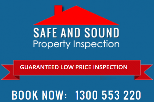 Company Logo For Safe and Sound Property Inspections&tra'