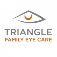 Triangle Family Eye Care Logo
