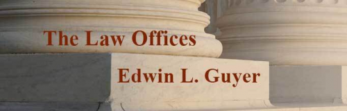 Company Logo For The Law Offices of Edwin L Guyer'