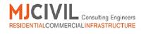 MJ Civil Logo
