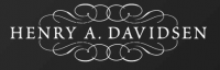 Henry A. Davidsen Master Tailors & Image Consultants Logo